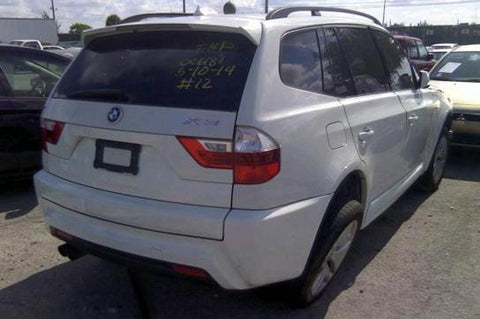 BMW x3 for parts (E088)