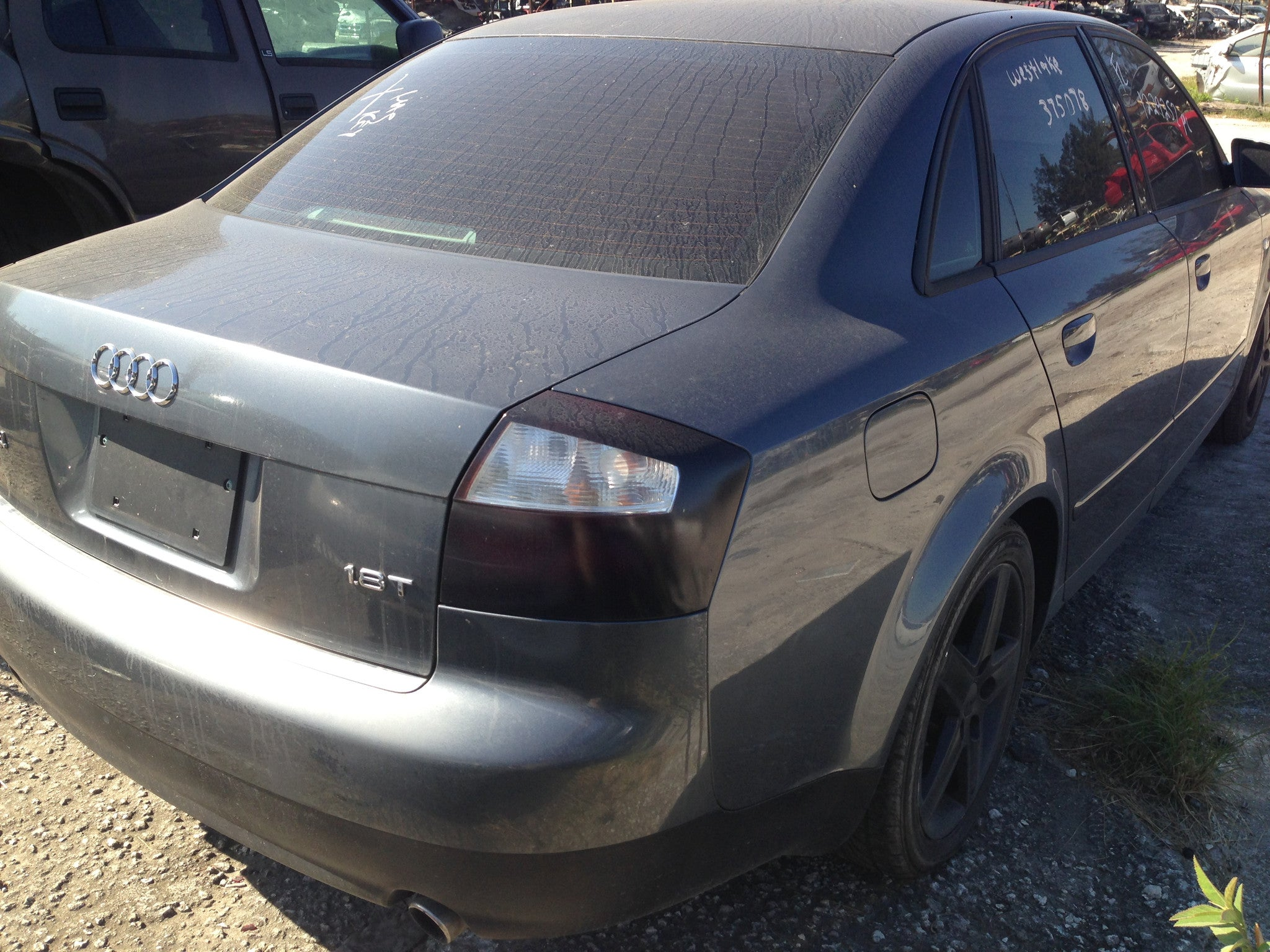Audi A4 2003 For Parts Used Auto Parts Miami Salvage Yard