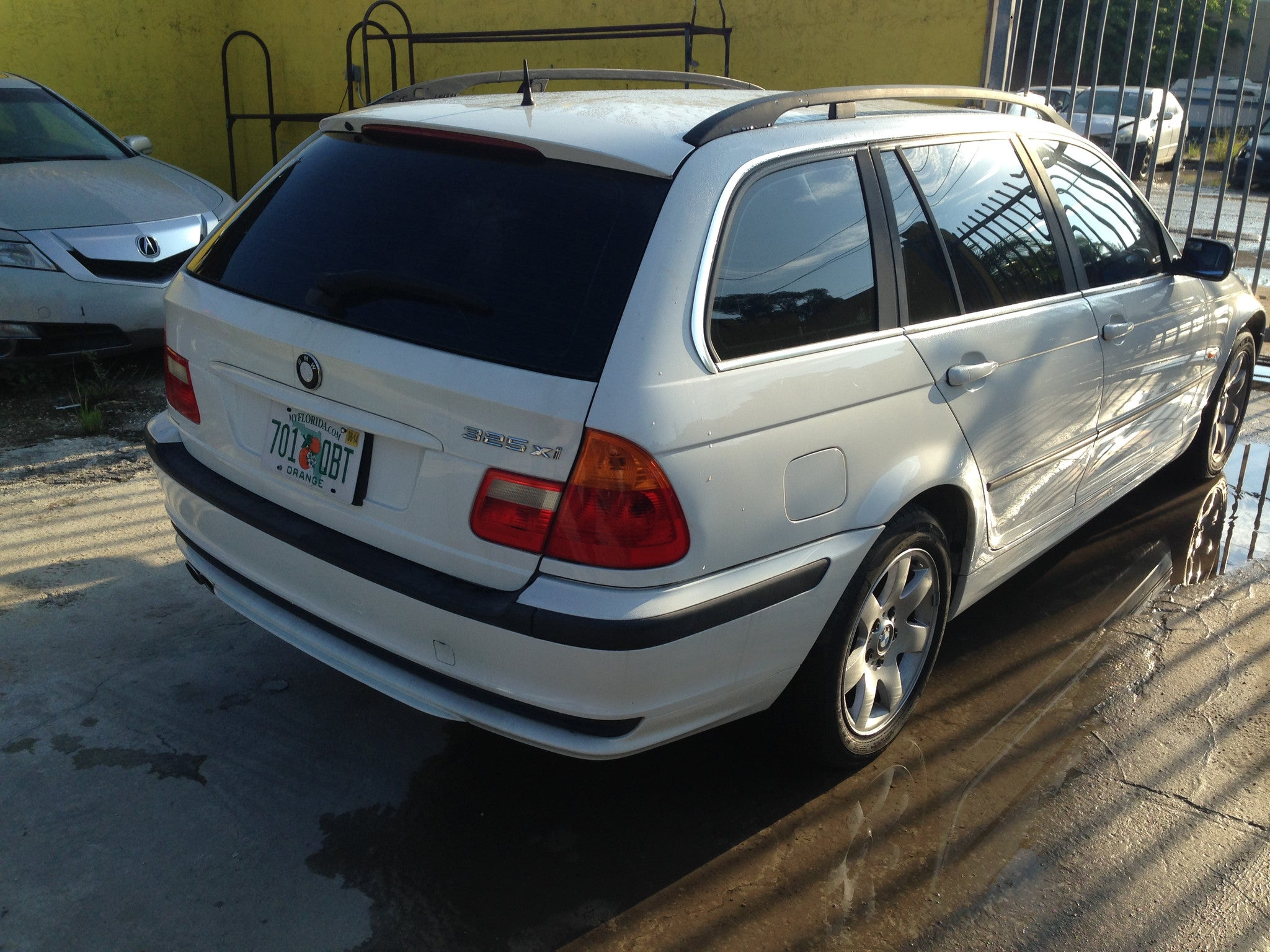 bmw 325xi for parts e125