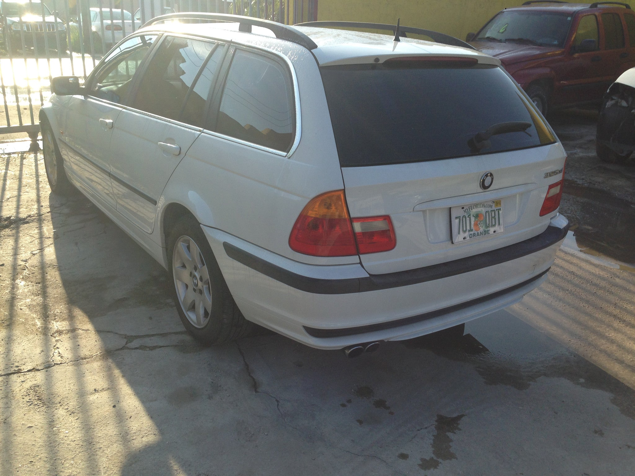 Bmw 325xi 2001 for parts used auto parts miami salvage yard