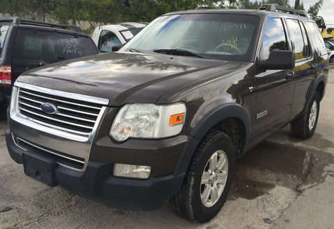 2007 Ford Explorer, Clean title, 4.6L, 90,000 miles, Only $3,900