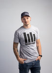 Men's Tee - Icon Logo - Grey