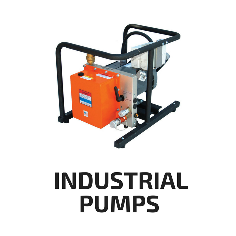 Industrial Cutter Pumps
