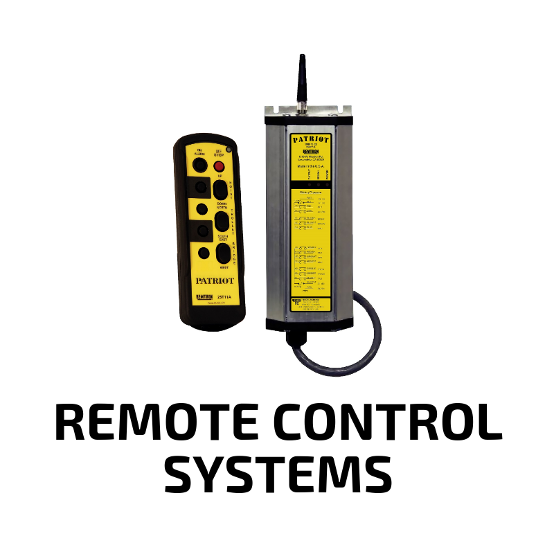 Remote Control Systems