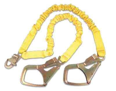 Capital Safety DBI-Sala Shockwave 2 Lanyard w/ Saflok Max Hooks | 1244448