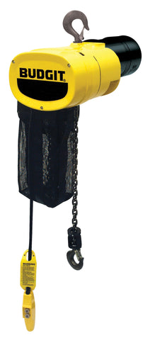 CMCO Budgit Manguard Electric Chain Hoist | Single Speed