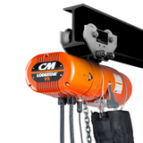CMCO Lodestar VS Low Headroom Trolley Suspension