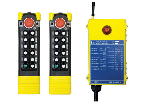 Conductix Radio Remote Control Kit Saga K3 Series 12