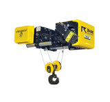 R&M SX Electric Wire Rope Hoist - Low Headroom Trolley