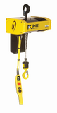R&M LK Electric Chain Hoist - Single Speed Lift - Top Hook Suspension