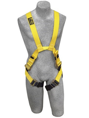 Capital Safety DBI-Sala Delta Arc Flash Harness | 1110754 (SM), 1110750 (M), 1110751 (LG), 1110752 (XL)