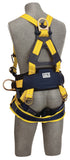 Capital Safety DBI-Sala Delta Tower Climbing, Vest Style Harness | 1107776 (SM), 1107777 (M), 1107775 (LG), 1107778 (XL)