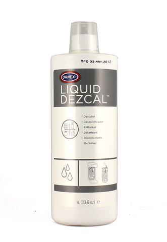 Urnex Liquid Dezcal 4 once (120 ml) - Pause-Café Carrera