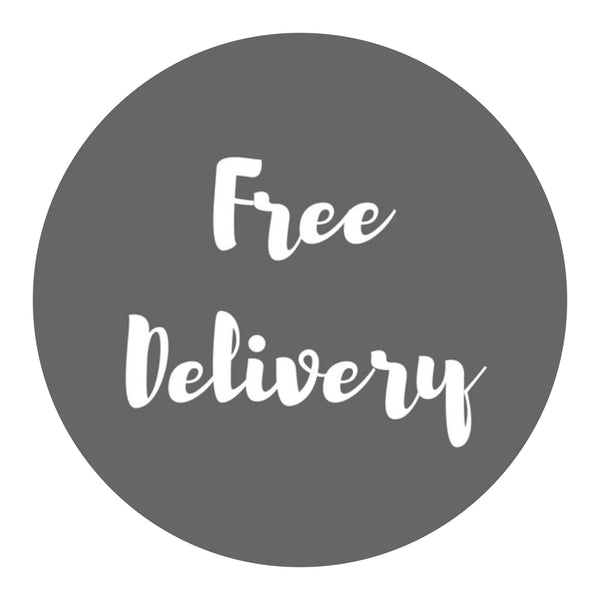Free Delivery - Orders over £25