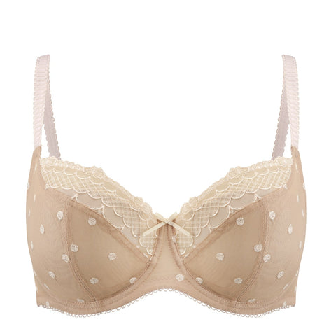 Box of Gorgeous Lingerie Sets | Cleo by Panache | Marcie Balconette Bra Nude
