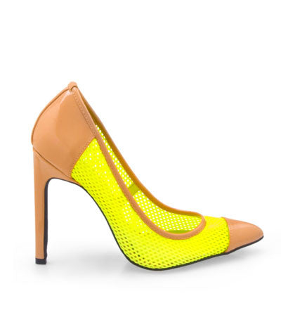 Amiya Neon Yellow