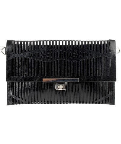Cage Clutch Black