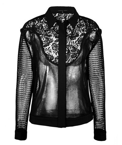 Cayuse Lace Jacket Black