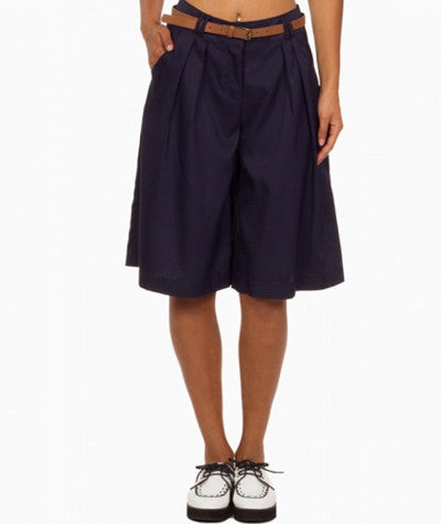 Culottes Navy