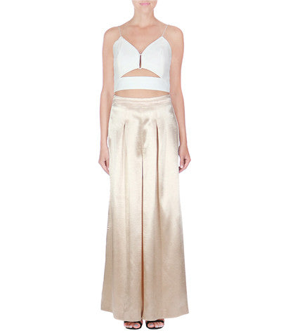 Giselle Pants Champagne Gold