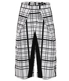 Grid Line Culottes