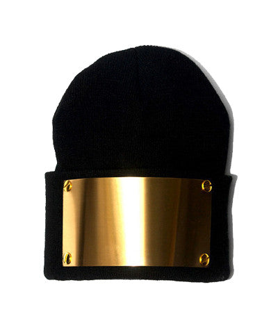 In Gold We Trust Beanie