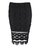 Lace Affairs Skirt