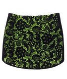 Brocade Lace Mini Skirt
