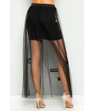Love Life Dreams Mesh Skirt