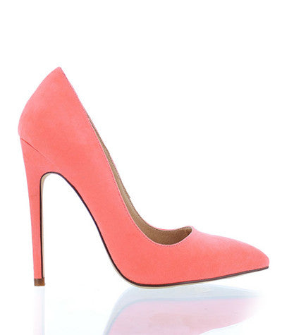 Pixie 1A Neon Coral
