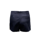 Satin Shorts Navy