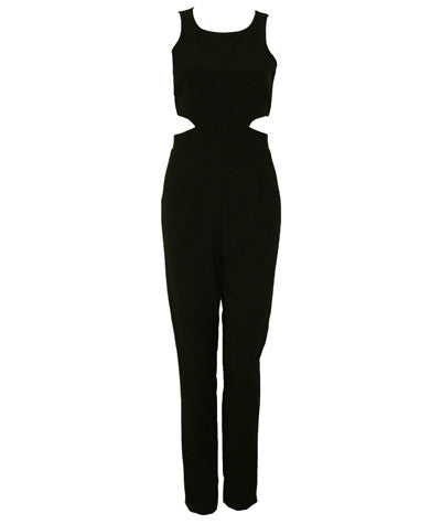 Side Cut Out Jumpsuit