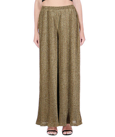 Stardust Pants Gold