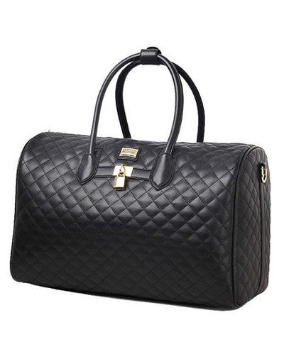 Townline Quilted Weekend Bag