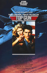 Top Gun movie poster, sourced from IMDB.com