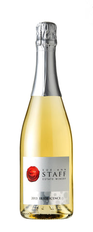 SOLD OUT! 2013 Iridescence Sparkling Riesling - Best in Show, Sparkling at the 2016 Royal Wine Competition