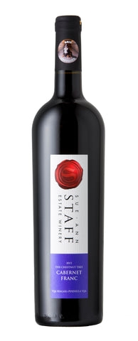 2015 The Chestnut Tree Cabernet Franc -- SOLD OUT AT WINERY, LIMITED AVAILABILITY AT LCBO VINTAGES!