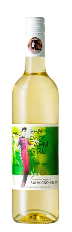 Fancy Farm Girl - Frissonesque Sauvignon Blanc 2016 LIMITED QUANTITIES!