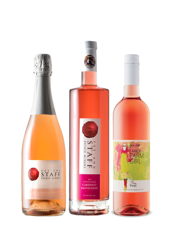Irresistible Rosés Three Pack