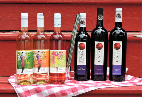 The Grill-Out Chill-Out Wine Pack