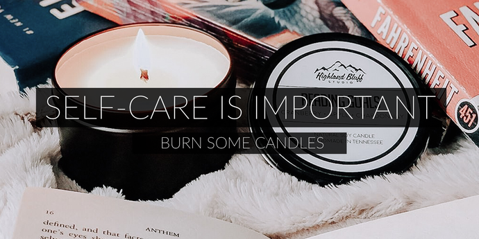 Six Ways That Burning Candles Can be Beneficial to Your Health and Self-Care
