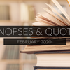 Synopses and Favorite Quotes from February