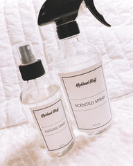 Scented Spray & Refills