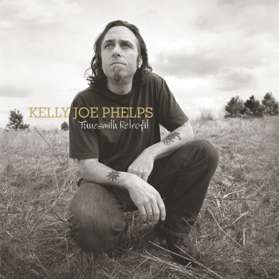 KELLY JOE PHELPS - Tunesmith Retrofit CD