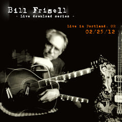 Bill Frisell Live In Portland, OR 02/25/12