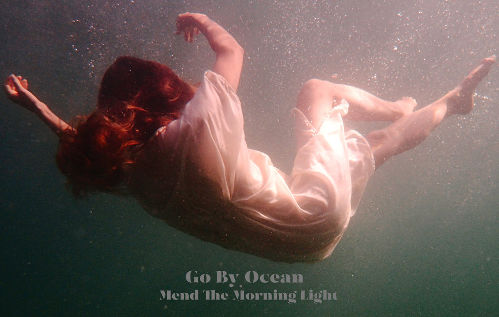 GO BY OCEAN - 'Mend the Morning Light' LIMITED CASSETTE
