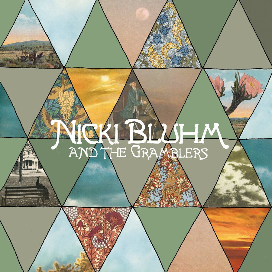 Nicki Bluhm & The Gramblers Self-Titled Album Cover Poster