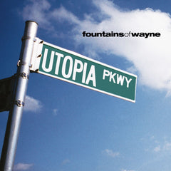 Fountains of Wayne - Utopia Parkway CD