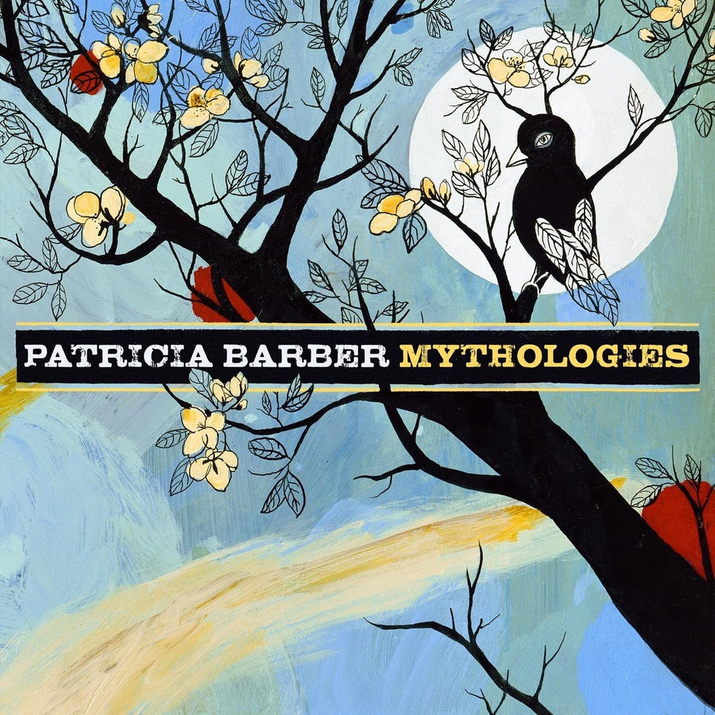 Patricia Barber - Mythologies CD