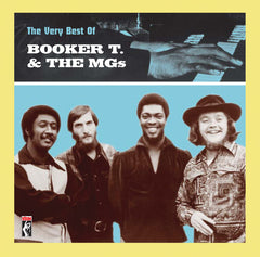 Booker T. - The Very Best Of Booker T. & The MGs CD